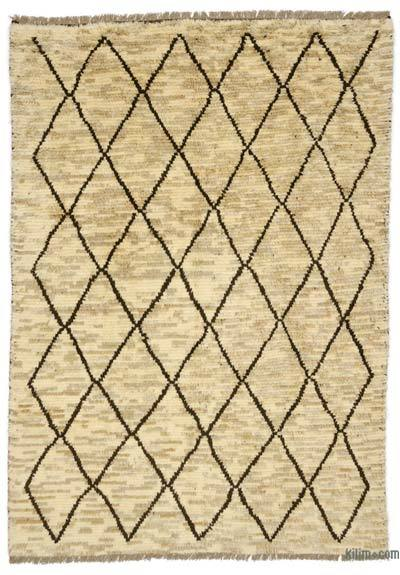 "New Turkish Tulu Rug - 7' 9"" x 10' 9"" (93 in. x 129 in.)"