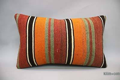 "Turkish Pillow Cover - 1' 8"" x 1'  (20 in. x 12 in.)"