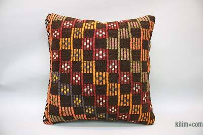 """Turkish Pillow Cover - 1'4"""" x 1'4"""" (16 in. x 16 in.)"""