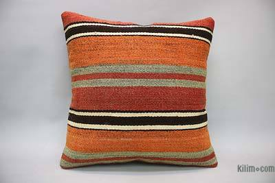 "Turkish Pillow Cover - 1'4"" x 1'4"" (16 in. x 16 in.)"