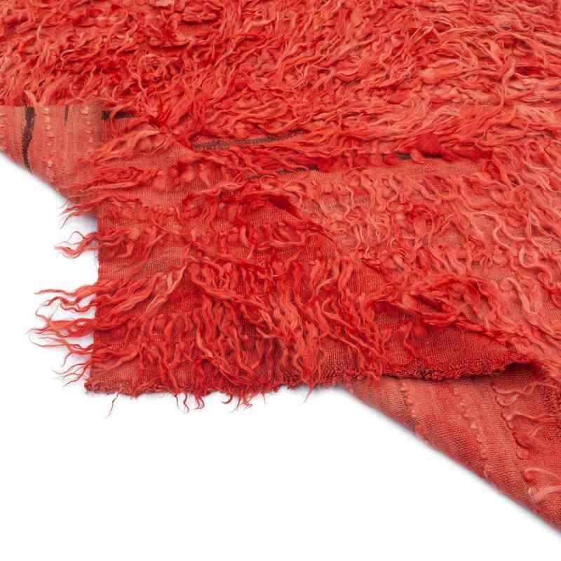 Kırmızı Vintage Anadolu Tülü - K0047843