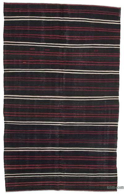 Alfombra Vintage Anatolian Kilim - 182 cm x 285 cm