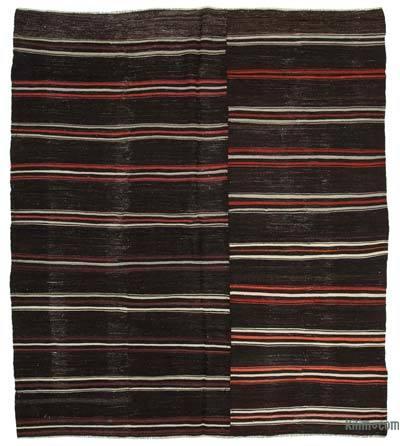 Alfombra Vintage Anatolian Kilim - 253 cm x 288 cm