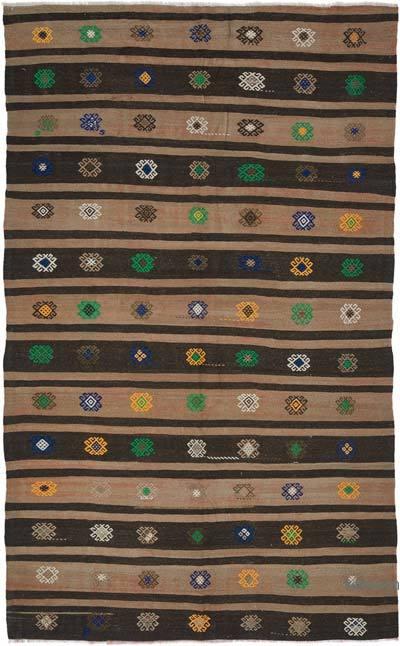 Vintage Anadolu Kilim - 190 cm x 300 cm