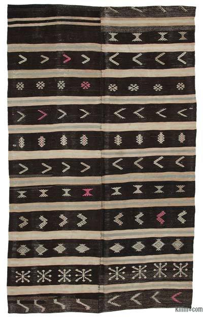 Alfombra Vintage Anatolian Kilim - 172 cm x 272 cm