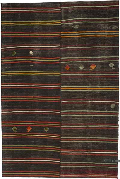 Vintage Anadolu Kilim - 252 cm x 362 cm