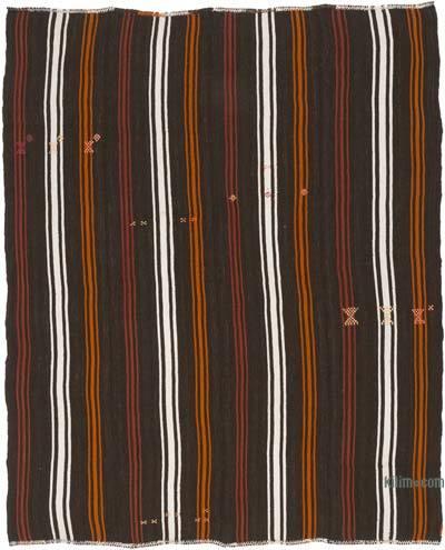 Alfombra Vintage Anatolian Kilim - 215 cm x 270 cm