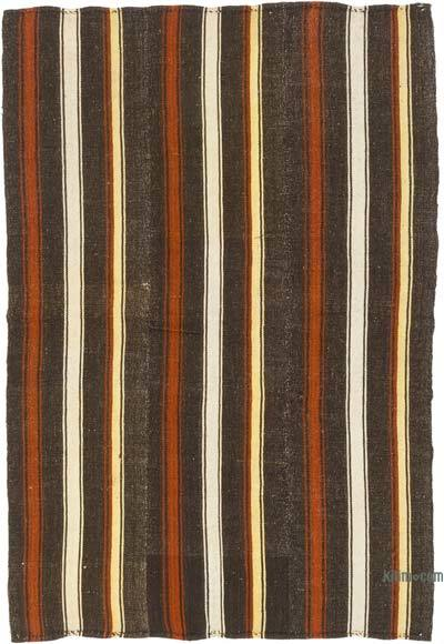 Alfombra Vintage Anatolian Kilim - 182 cm x 260 cm