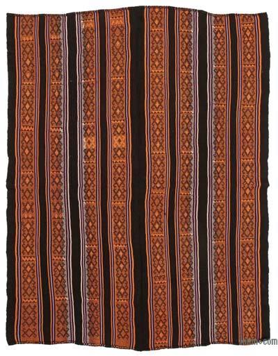 Alfombra Vintage Anatolian Kilim - 177 cm x 228 cm