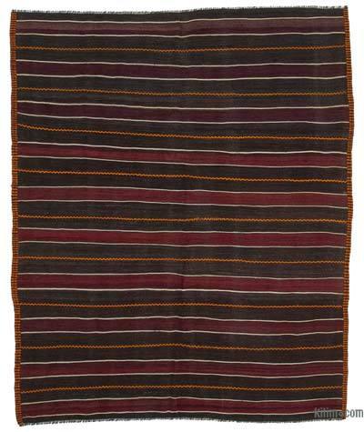 Vintage Anadolu Kilim - 207 cm x 257 cm