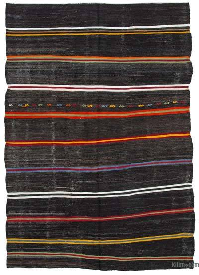 Alfombra Vintage Anatolian Kilim - 202 cm x 293 cm