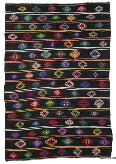 Alfombra Vintage Anatolian Kilim - 248 cm x 363 cm