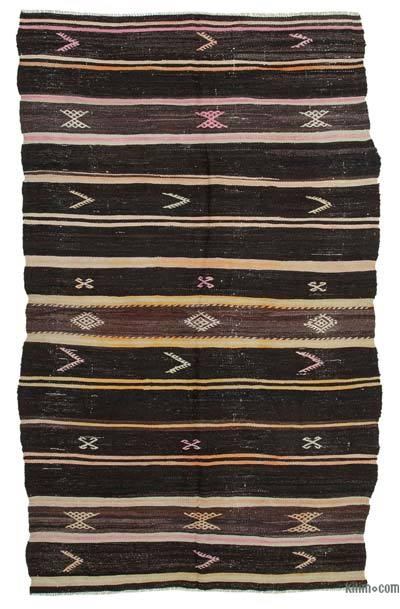 Alfombra Vintage Anatolian Kilim - 181 cm x 303 cm