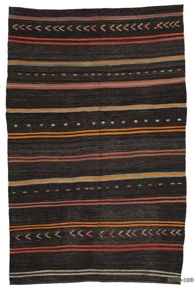 Alfombra Vintage Anatolian Kilim - 237 cm x 321 cm