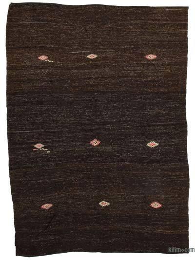 Alfombra Vintage Anatolian Kilim - 195 cm x 258 cm