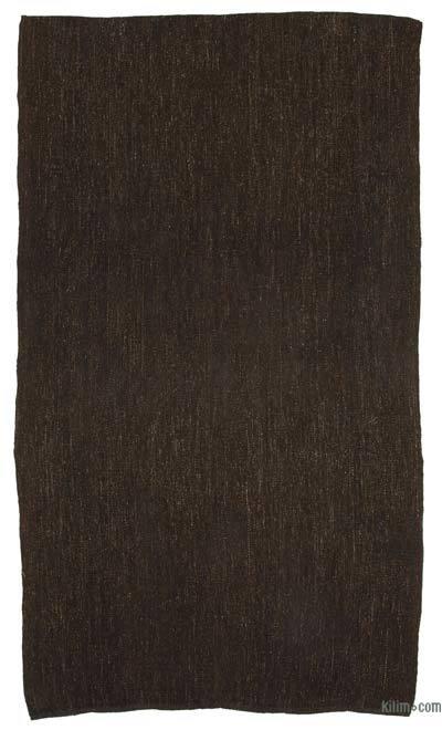 Marrón Alfombra Vintage Anatolian Kilim - 173 cm x 302 cm