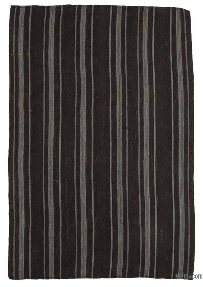 Vintage Anatolian Kilim Rug - 6'  x 9'  (72 in. x 108 in.)