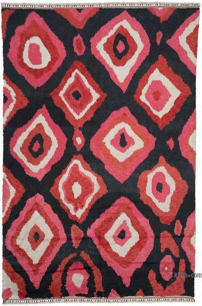 "New Turkish Tulu Area Rug - 8'10"" x 13'7"" (106 in. x 163 in.)"