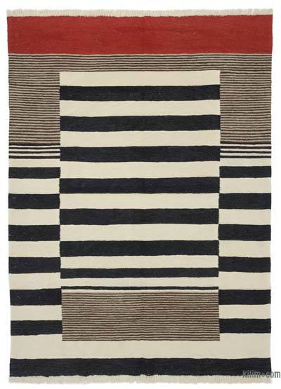 "New Turkish Kilim Rug  - 6'  x 8' 2"" (72 in. x 98 in.)"