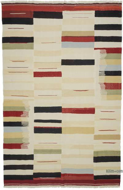 "New Turkish Kilim Rug  - 8' 8"" x 13' 5"" (104 in. x 161 in.)"