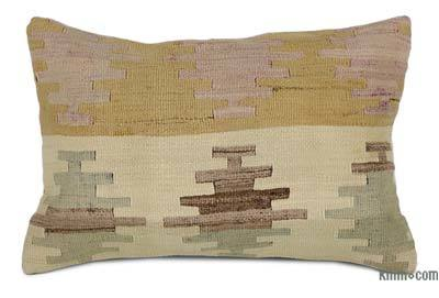 """Kilim Pillow Cover - 1'4"""" x 2' (16 in. x 24 in.)"""