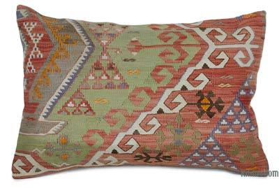 "Kilim Pillow Cover - 1'4"" x 2' (16 in. x 24 in.)"