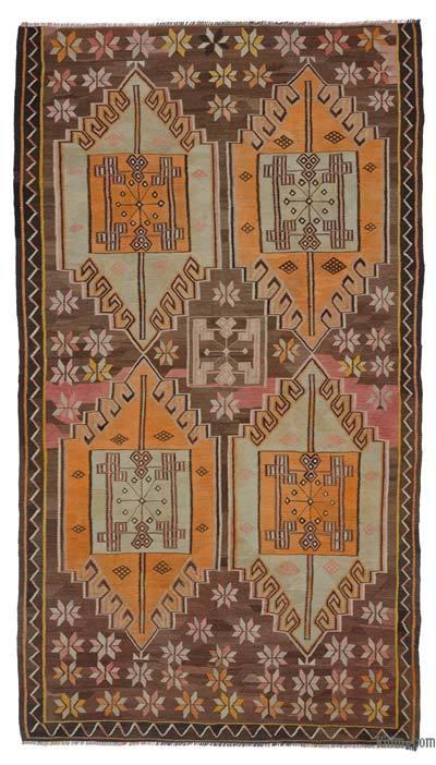 Alfombra Vintage Artvin Kilim