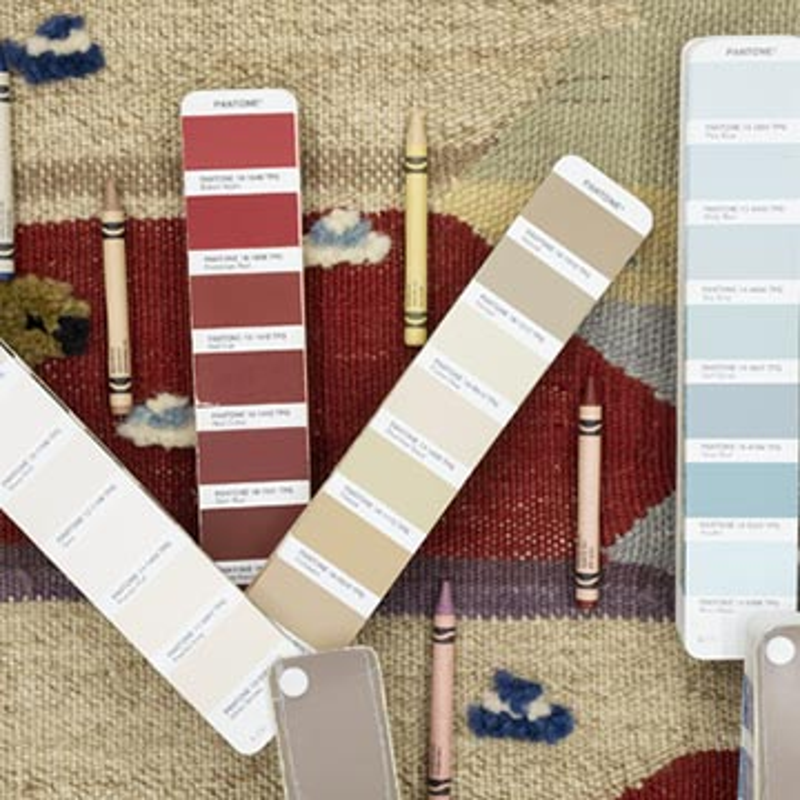 "Multicolor New Handwoven Turkish Kilim Rug - 4' 2"" x 5' 3"" (50 in. x 63 in.) - K0048516"