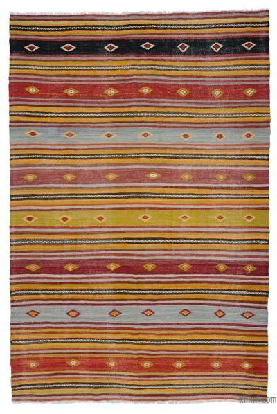 Kilim Sivas Vintage - 186 cm x 279 cm - 186 cm x 279 cm