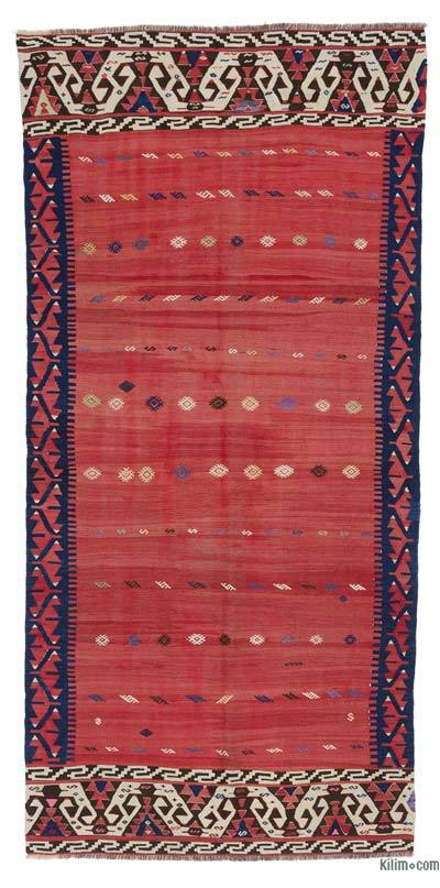 "Antique ""Yuncu"" Kilim Rug"