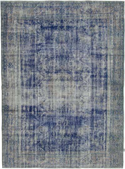 Boyalı El Dokuma Anadolu Halısı - 212 cm x 299 cm