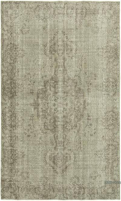 Boyalı El Dokuma Anadolu Halısı - 170 cm x 280 cm