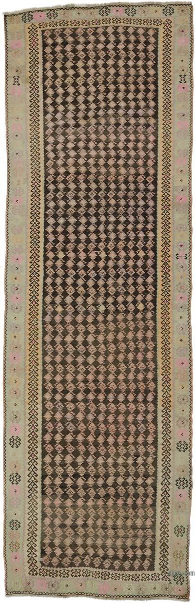 Corredor Vintage Kars Kilim - 135 cm x 424 cm