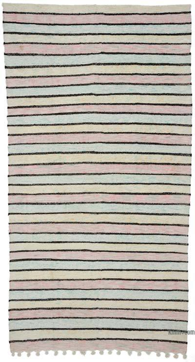 Pala Kilim (chaput) Turco Vintage - 180 cm x 338 cm