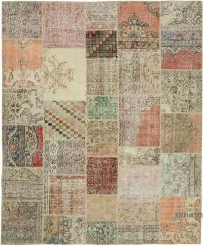 Patchwork Ek Dokuma Halı - 248 cm x 302 cm