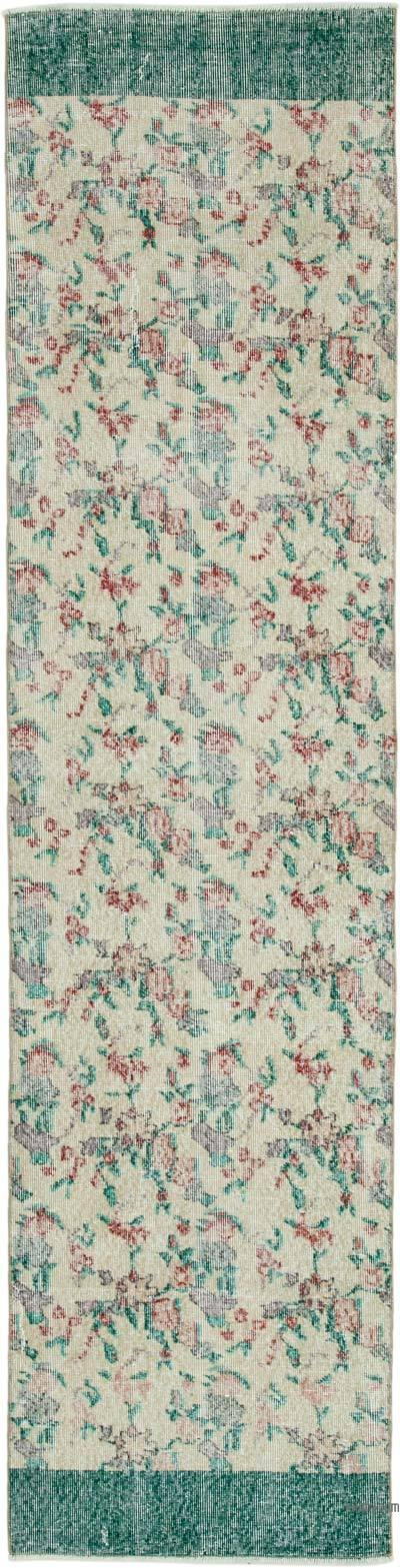 Vintage Anadolu Yolluk - 77 cm x 301 cm