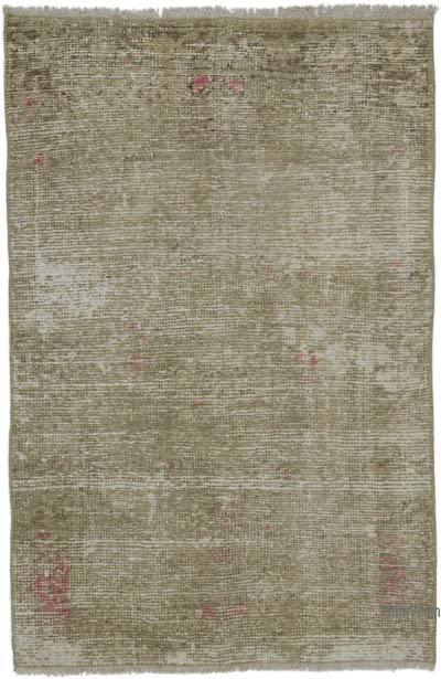 "Turkish Vintage Rug - 2' 7"" x 3' 11"" (31 in. x 47 in.)"