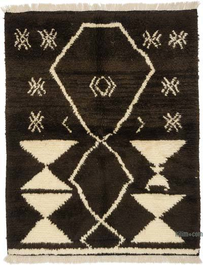 "New Turkish Tulu Rug - 4' 8"" x 6'  (56 in. x 72 in.)"