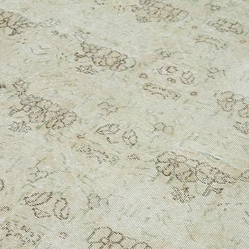 """Vintage Turkish Hand-Knotted Rug - 6' 9"""" x 9' 7"""" (81 in. x 115 in.) - K0050813"""