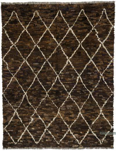 "New Turkish Tulu Rug - 8' 6"" x 10' 10"" (102 in. x 130 in.)"
