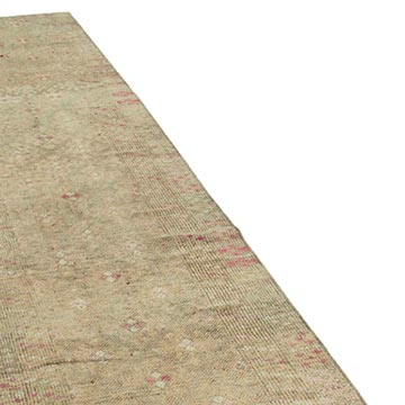 "Vintage Turkish Runner Rug - 2' 10"" x 12' 6"" (34 in. x 150 in.) - K0051459"