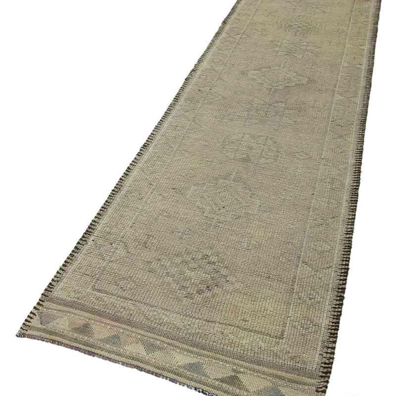 "Vintage Turkish Runner Rug - 2' 10"" x 11' 7"" (34 in. x 139 in.) - K0051556"