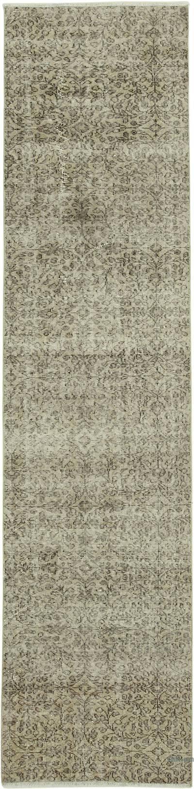 Vintage Anadolu Yolluk - 76 cm x 313 cm