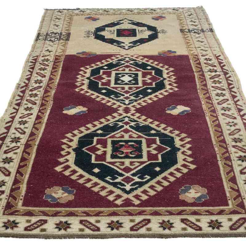 Turkish Vintage Rug - K0052327
