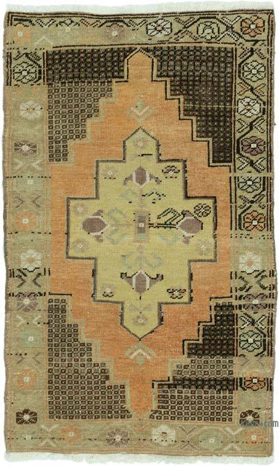 "Turkish Vintage Rug - 2' 4"" x 3' 11"" (28 in. x 47 in.)"