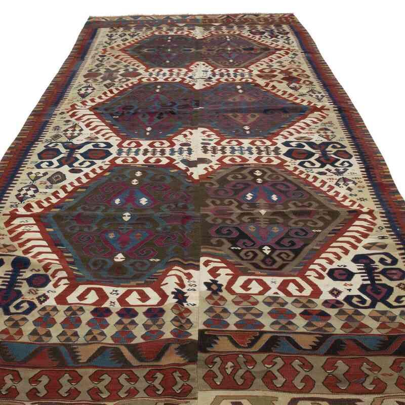 Antika Malatya Kilimi - 145 cm x 333 cm - K0053442