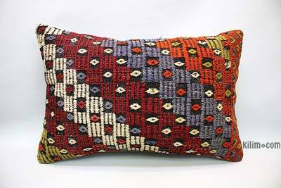 Home Decor Tribal Pillow Boho Pillow Decorative Throw Pillow Bohemian Pillow Sofa Aztec Pillow 12x24 Pillow Case Ethnic Kilim Pillow