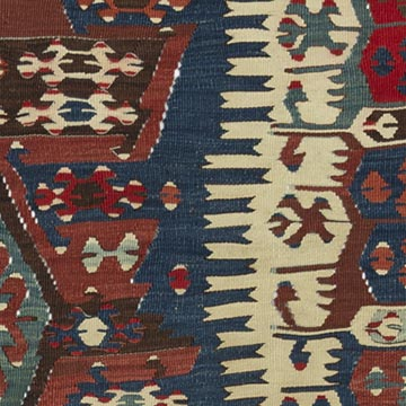 Antika Aydın Kilimi - 160 cm x 265 cm - K0053711