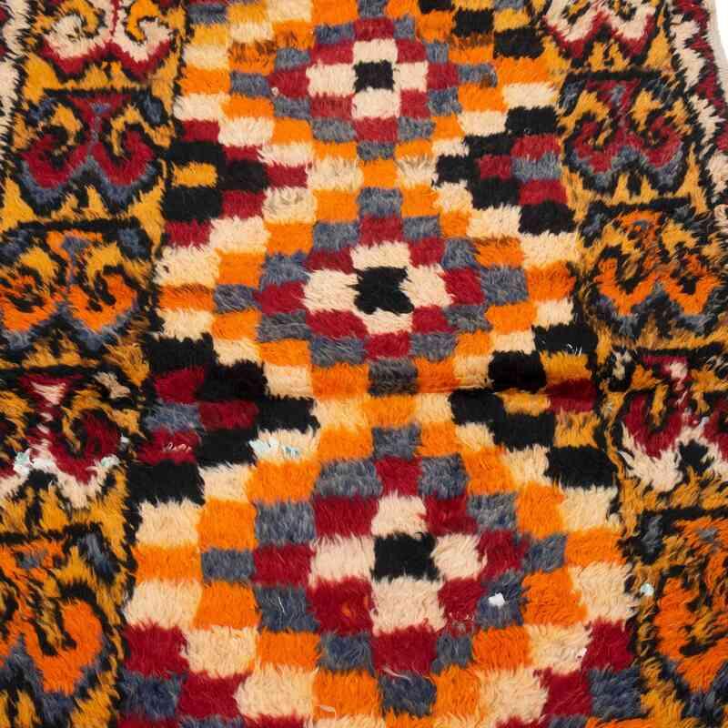 Vintage Anadolu Tülü - 99 cm x 183 cm - K0053747