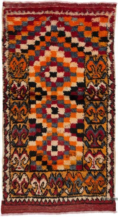 Vintage Anadolu Tülü